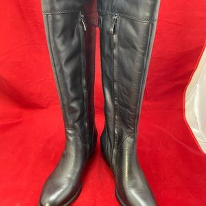 NWOB-Vince Camuto Tall Leather Boots